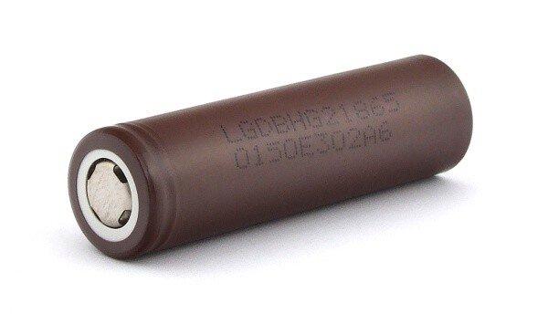 Akumulator 18650 Li ion 3000 mAh LG HG2