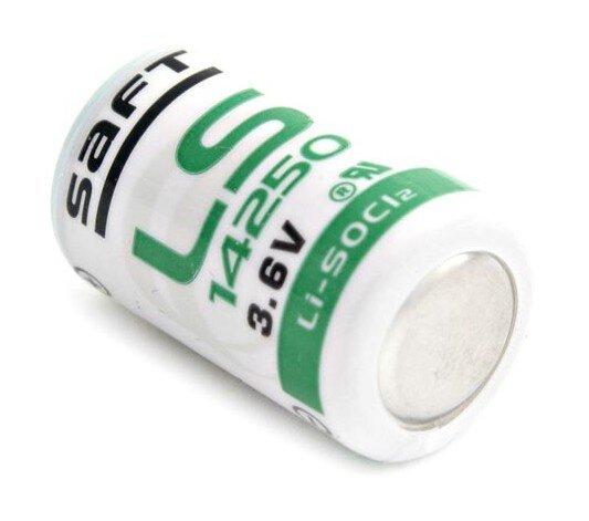 bateria litowa saft ls14250 1 2aa 3 6v lisocl2 rozmiar 1 2 aa sklep internetowy seltrade. Black Bedroom Furniture Sets. Home Design Ideas