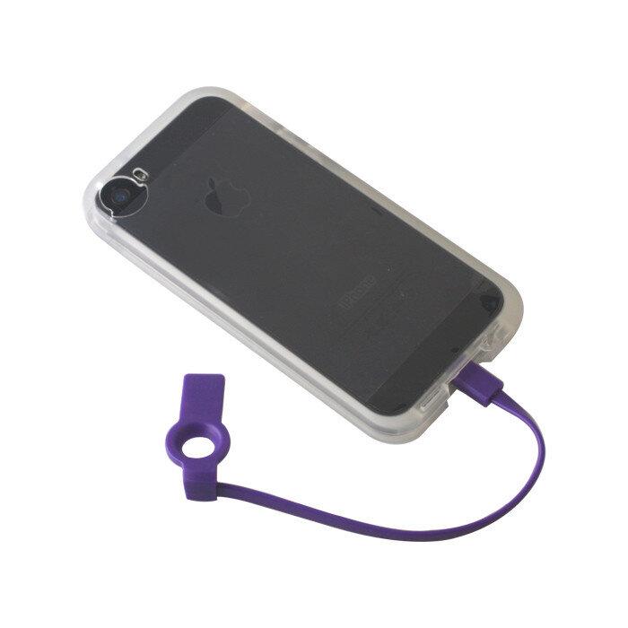 nak adka kabel usb do iphone 6 greengo black sklep internetowy seltrade. Black Bedroom Furniture Sets. Home Design Ideas