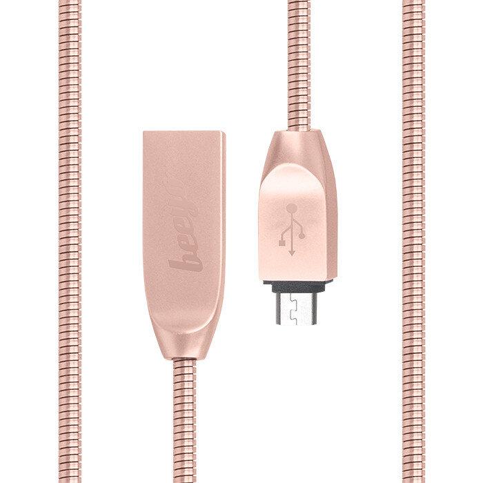 Kabel Beeyo Zinc Micro Usb R 243 żowo Złoty Sklep