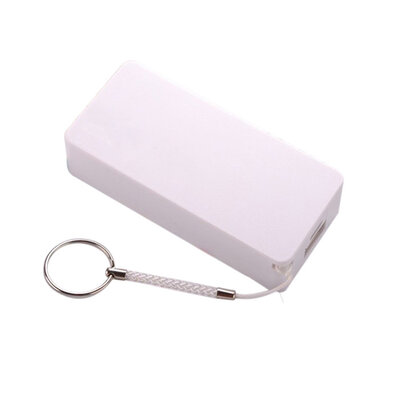 cenotok.pl - Bateria mobilna Power Bank uniwersalny SETTY 4400mAh biały
