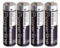 4 x Panasonic Powerline Industrial LR6/AA (OEM - folia)