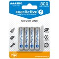Akumulatorek everActive R03 AAA Ni-MH 800 mAh ready to use