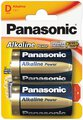Baterie Panasonic Alkaline Power LR20 / D