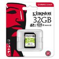 Kingston Canvas Select SDHC 32GB class 10 UHS-I U1 - 80MB/s