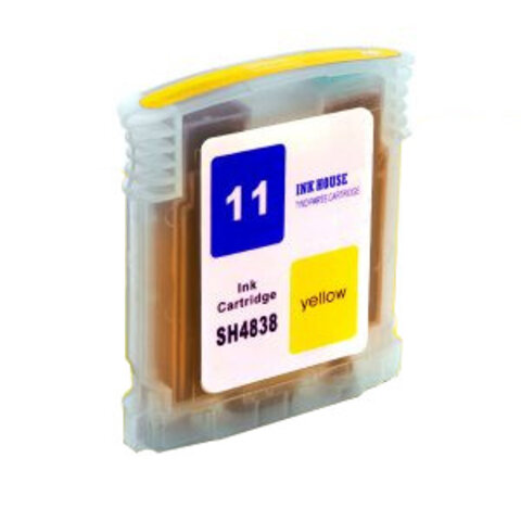Tusz HP 11 Yellow 35 ml (C4838AE)