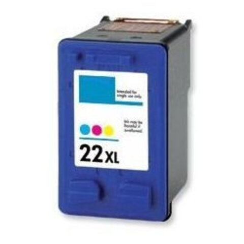 Tusz HP 22XL Kolor 17,3 ml C9352AE do DeskJet 3910, D1470, D2430, F390, OfficeJet 4315, 4355, PSC 1410, PSC 1415