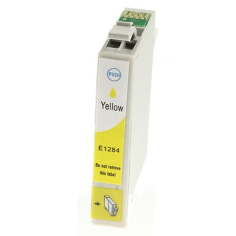 Tusz Epson 125 T1284 Yellow 11 ml (C13T12844010)