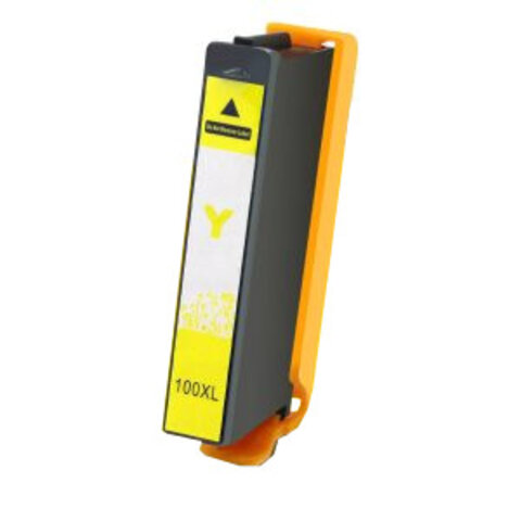 Tusz Lexmark 100XL Yellow 16 ml (14N1071E)