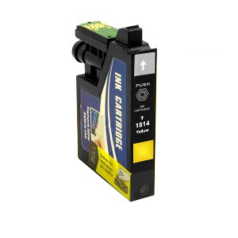 Tusz Epson 20 XP T1814 (C13T18044010) 8ml Yellow