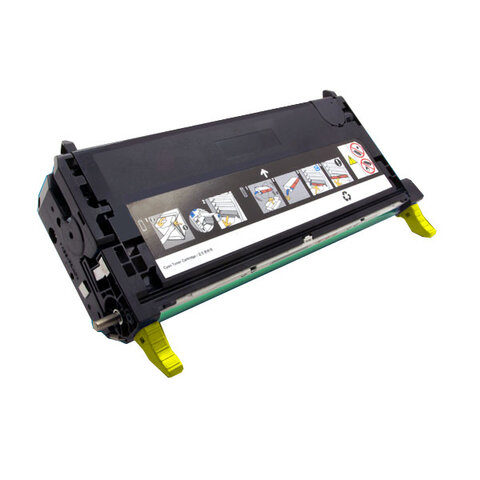 Toner Xerox 6180 Phaser YELLOW (113R00725)