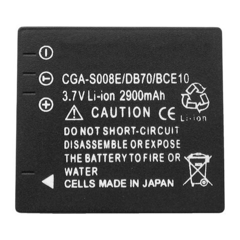 Akumulator CGA-S008 do Panasonic li-ion 650mAh