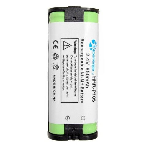 Akumulator do Panasonic HHR-P105 850mAh NiMH