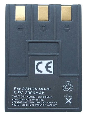 Akumulator NB-3L do Canon li-ion 700mAh
