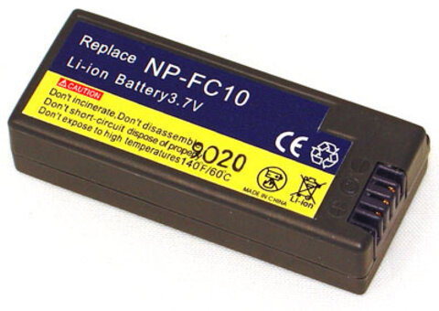 Akumulator NP-FC10 do Sony li-ion 700mAh