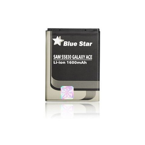 Bateria Bluestar do Samsung S5830/S5670 Li-ion 1600mAh