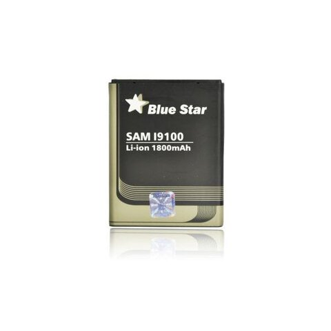 Bateria Bluestar do Samsung i9100 Li-ion 1800mAh