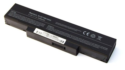 Bateria do MSI EX610 GX610 VR610 4400mAh 11,1V