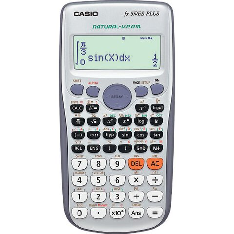 Kalkulator naukowy Casio FX-570ES Plus