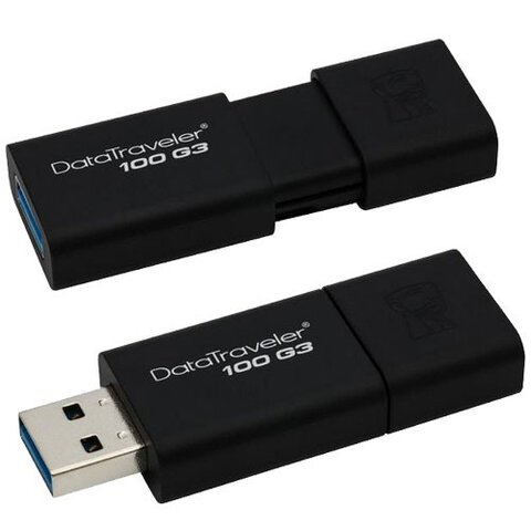 Pendrive Kingston DT100 G3 64GB USB 3.0