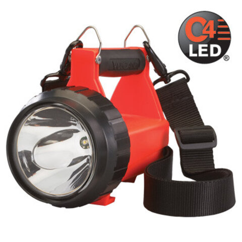 Streamlight Fire Vulcan C4 LED z ładowarka 230V AC / 12DC (44653)
