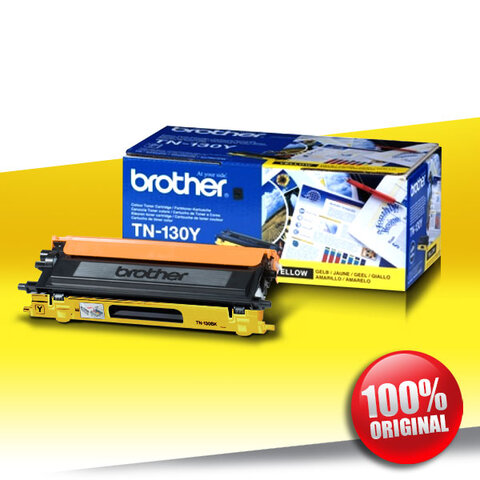 Toner Brother TN-130Y (HL-4040) YELLOW Oryginalny