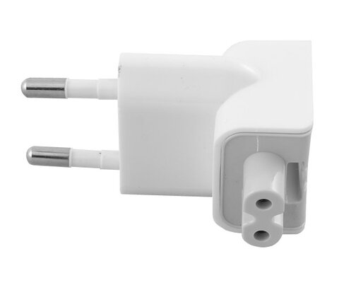 Adapter EU do zasilaczy Apple iBook Mac Mini Macbook Pro PowerBook