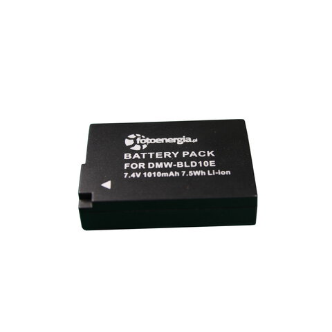 Akumulator DMW-BLD10E do kamer Panasonic li-ion 900mAh