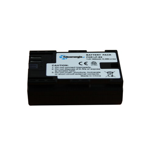 Akumulator LP-E6 do Canon li-ion 1300mAh