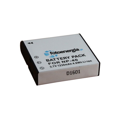 Akumulator NP-40 do Casio li-ion 1000 mAh