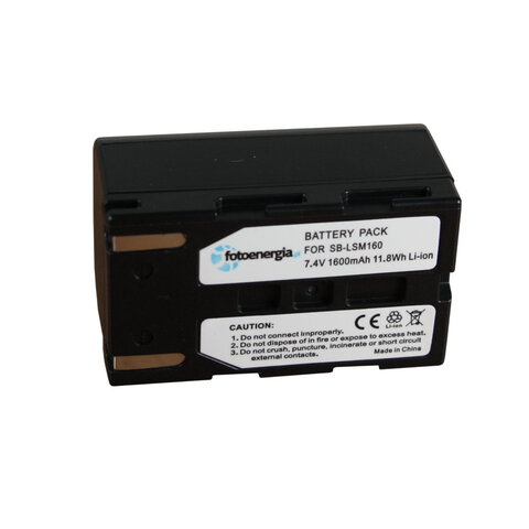 Akumulator SB-LSM160 do Samsung li-ion 1600mAh