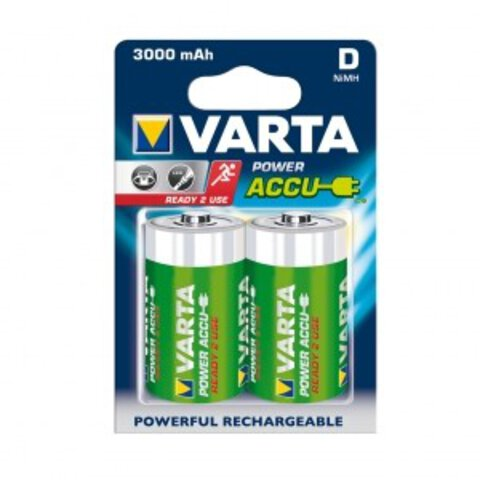 Akumulatorki Varta R20 D Ready2Use Ni-MH 3000mAh
