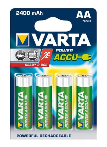 Akumulatorki Varta Ready2use R6/AA 2400mAh