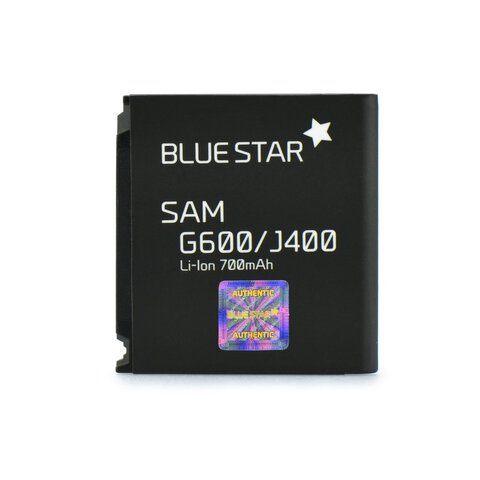 Bateria Blue Star AB533640AE do Samsung G600 / J400 700mAh