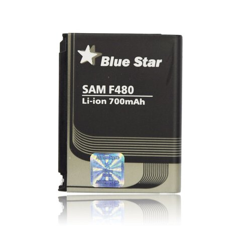 Bateria Blue Star AB553446CU do Samsung F480 700mAh