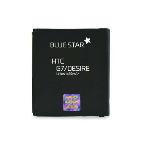 Bateria Blue Star BA-S410 do HTC Desire G7 / Nexus One 1400mAh
