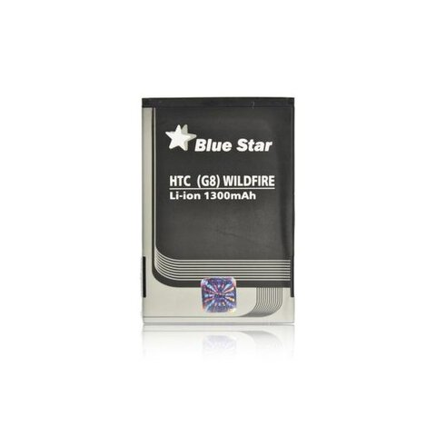 Bateria Blue Star BA-S420 do HTC Wildfire G8 1300mAh