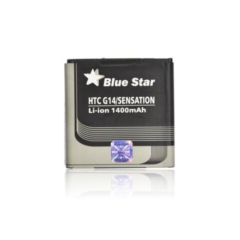 Bateria Blue Star BA-S560 do HTC Sensation G14 1400mAh