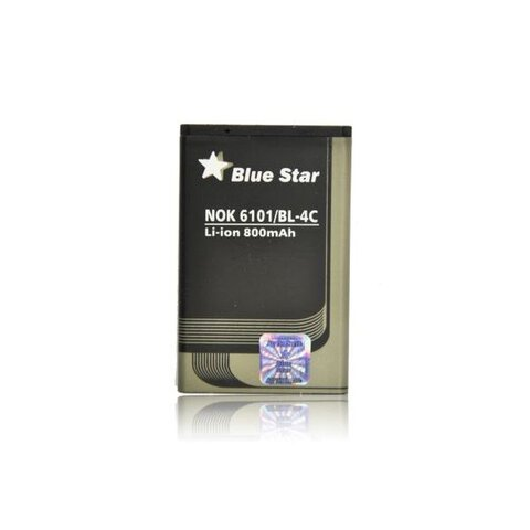 Bateria Blue Star BL-4C do Nokia 6101 / 6100 / 6300 800mAh