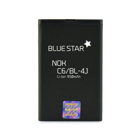Bateria Blue Star BL-4J do Nokia C6 / Lumia 620 950mAh