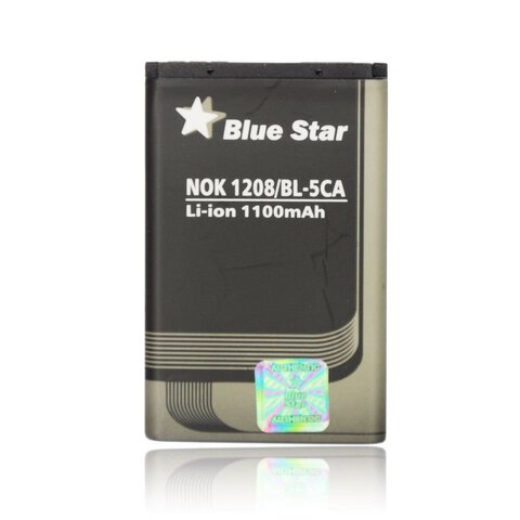Bateria Blue Star BL-5CA do Nokia 1208 / 1200 1100mAh