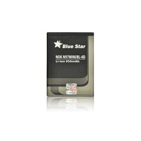 Bateria Blue Star BL-4D do Nokia N97 Mini / E5 / E7-00 /N8 950mAh