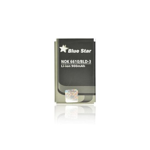 Bateria Blue Star BLD-3 do Nokia 6610 / 3200 / 7250 900mAh