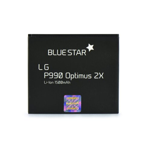 Bateria Blue Star FL-53HN do LG P990 Optimus 2X 1500mAh