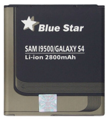 Bateria Bluestar do Samsung i9500 Galaxy SIV Li-ion 2800mAh