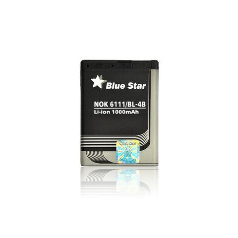 Bateria Premium Blue Star BL-4B do Nokia 6111 / 7370 / N76 1000mAh