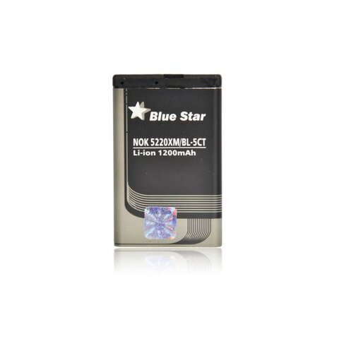 Bateria Premium Blue Star BL-5CT do Nokia 5220 XM / 5630 XM / 6303 1200mAh