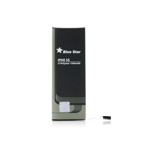 Bateria Premium Blue Star do Apple iPhone 5S  1560mAh