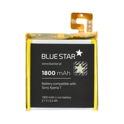 Bateria Premium Blue Star do Sony Xperia T 1800mAh