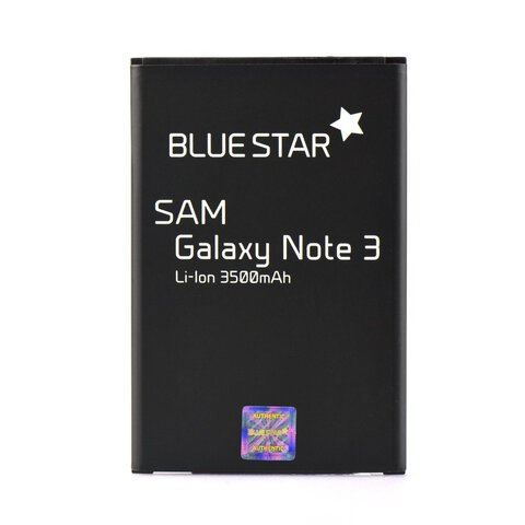 Bateria Premium Blue Star B800BE do Samsung Galaxy Note 3 N9000 3500mAh
